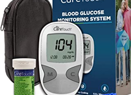 Care Touch Diabetes Blood Sugar Monitoring Kit