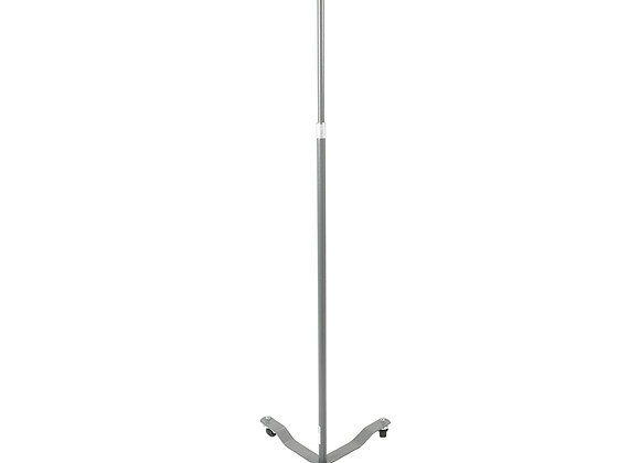 Drive Medical Portable IV Pole w/ Removable Top