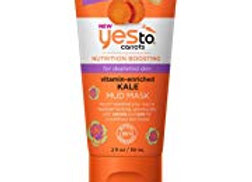 Yes To Carrots 100% Vegan Vitamin Enriched Kale Mud Mask (2 Fl Oz)