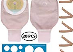Ostomy Colostomy Supplies (Box of 20)