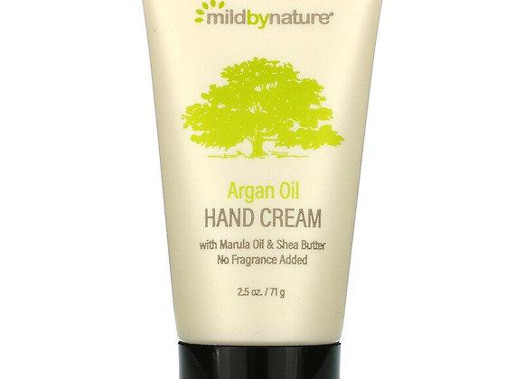 Mild by Nature Argan Oil Hand Cream