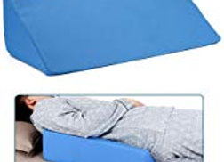 Wedge Pillow Body Position WedgedPositioningElevation Pillow- Color Blue