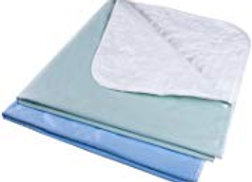 Waterproof Reusable Incontinence Bed Pads Washable Incontinence Underpads/Chux