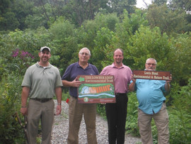 Opening of the Lowber Loop and Lewis Stout Memorial Trail