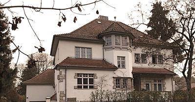 Landhaus in Zehlendorf