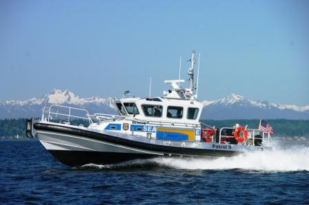 SPD Harbor Patrol 9