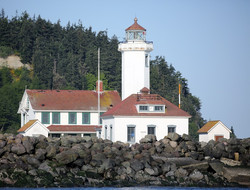 Point Wilson Lighthouse Port Townsend