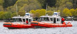 USCG Safeboats Shilshole