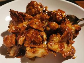 Honey & Soy Cauliflower Wings Recipe