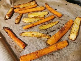 no oil fries