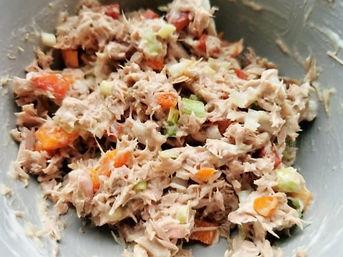 tuna crunch