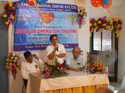 Inauguration of Modular OT