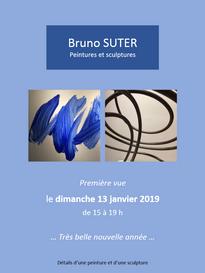 Bruno SUTER_exposition 2019
