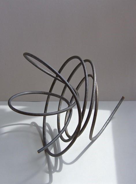 Bruno Suter_ 2009, fer, 59 x 47 x 42 cm