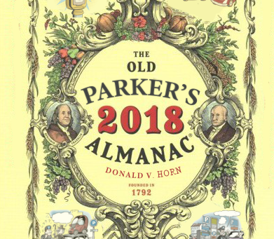 The Old Parker's Almanac: The Forecast Calls for Cloudy with a Chance of Parking