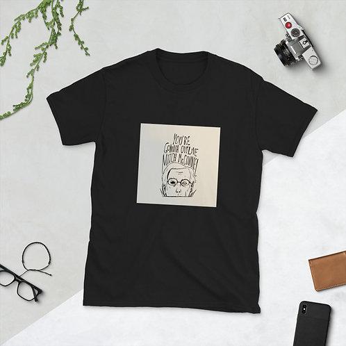 Skyler Foley Short-Sleeve Unisex T-Shirt