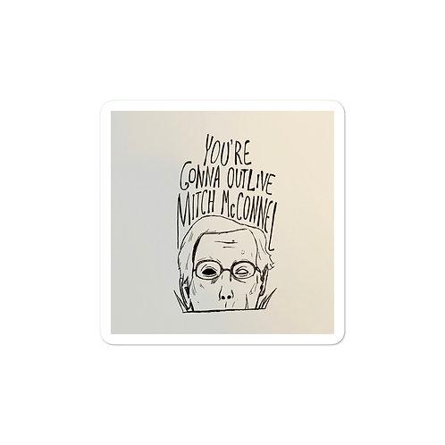 Skyler Foley Bubble-Free Sticker