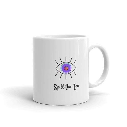 Marliii White Mug