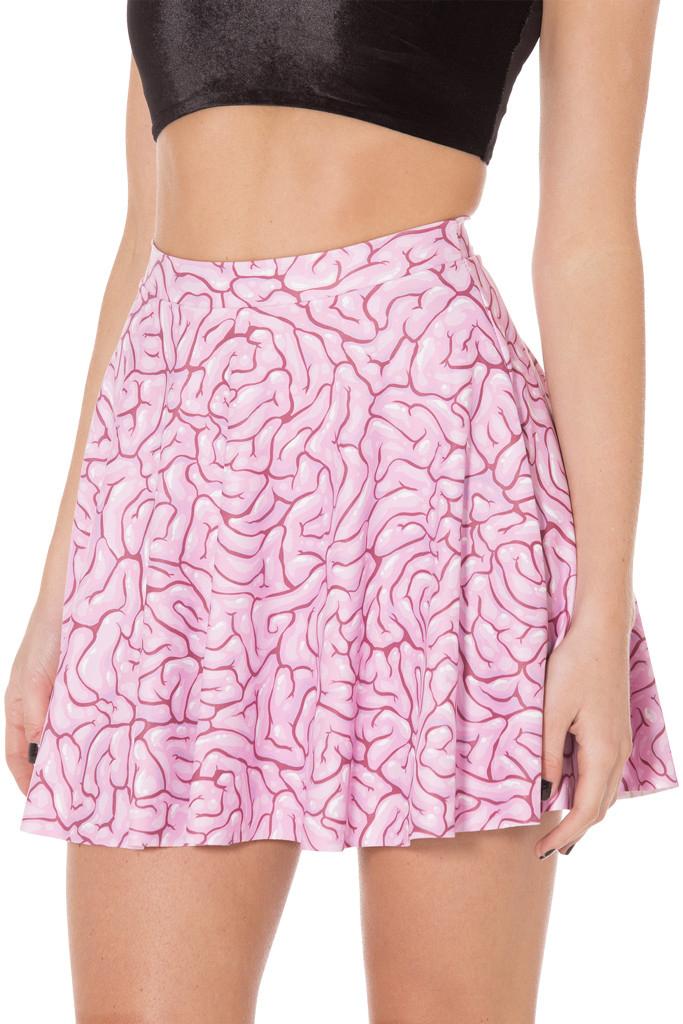 https://blackmilkclothing.com/products/braaains-skater-skirt