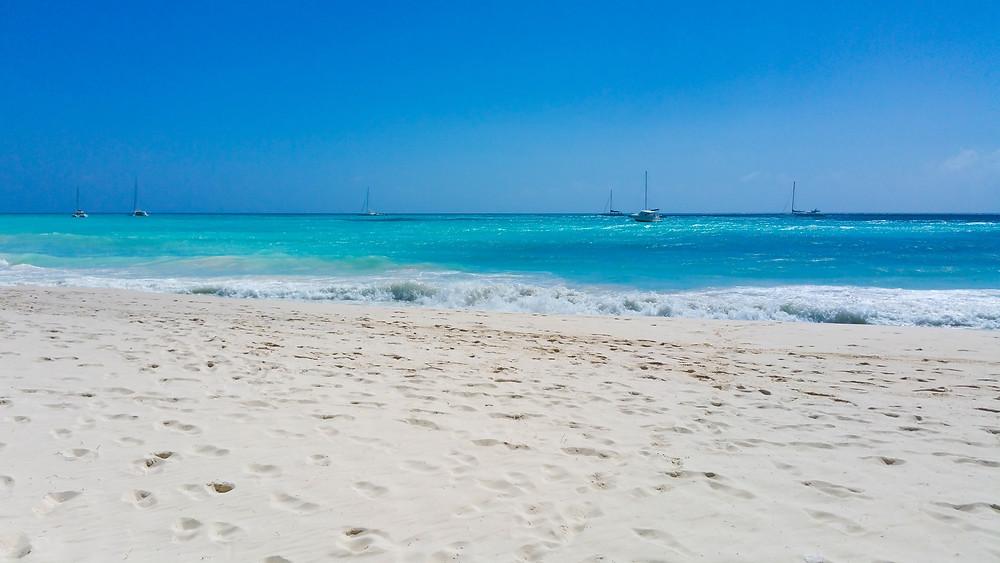 caribbean-beach-public-domain-pictures