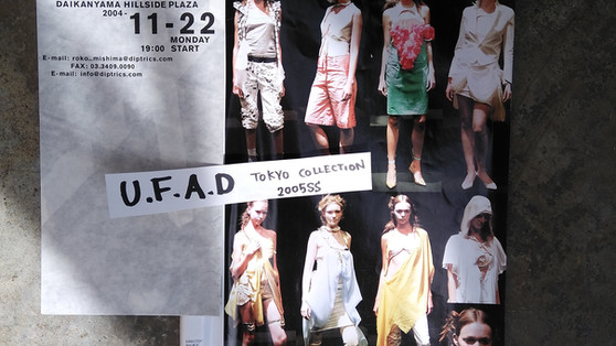 U.F.A.D TOKYO COLLECTION