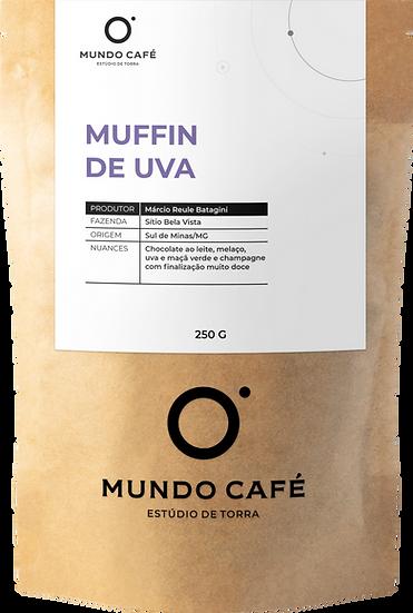Muffin de Uva