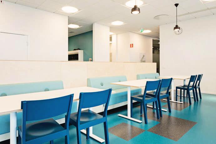 Stockholms Universitet Kista Cafe AD