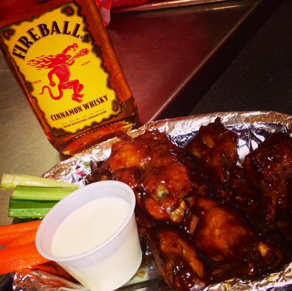 Fireball Wings