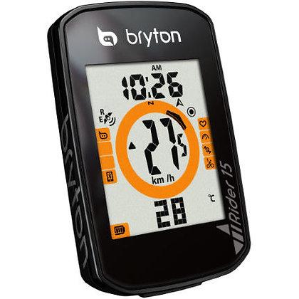 BRYTON Rider 15E - GNSS Cycling Computer
