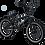 Thumbnail: BLACKEYE Kilroy - Black or Gloss Graphite