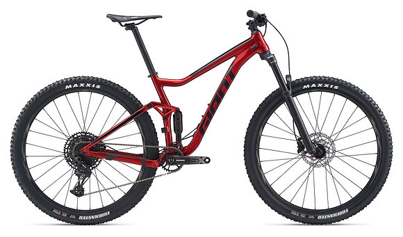 GIANT Stance 29 Metalic Red