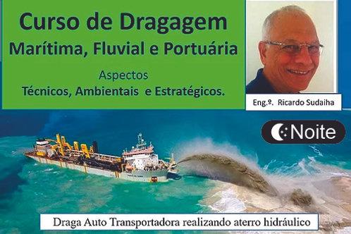 Curso de Dragagem Marítima, Portuária e Fluvial - Noite