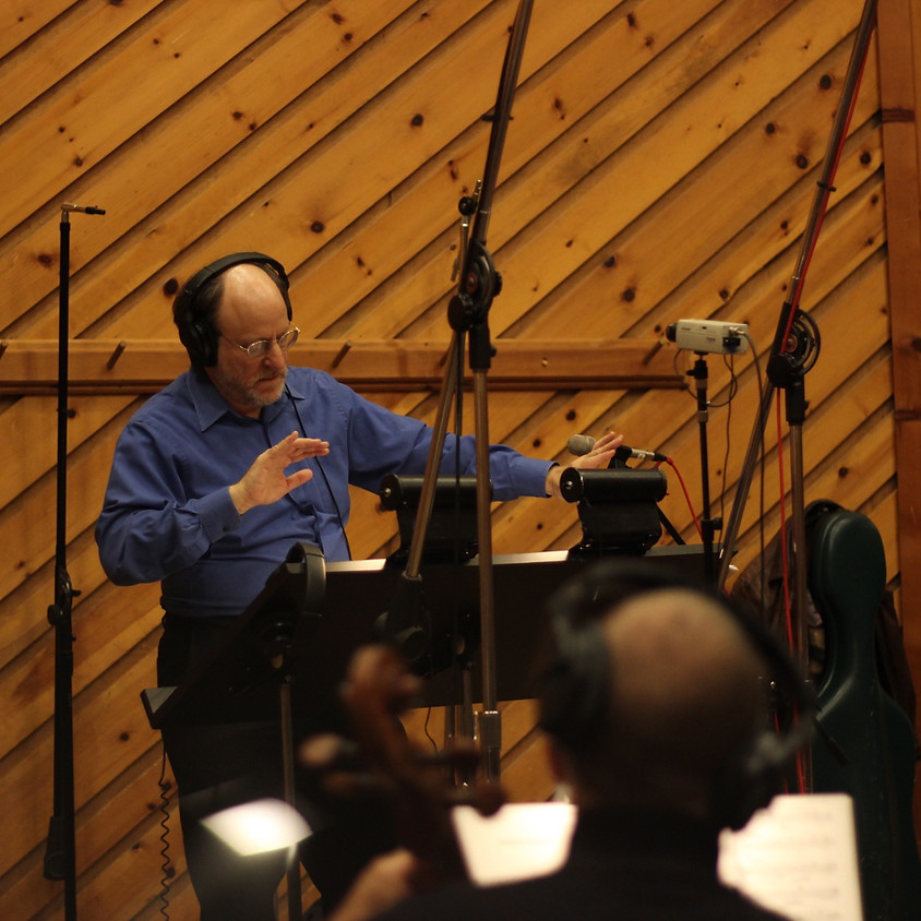 The Composer / Orchestrator Collaboration - with Ned Paul Ginsburg