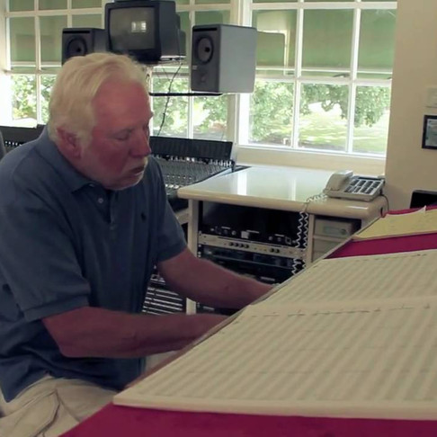 Composer Interview - Bruce Rowland