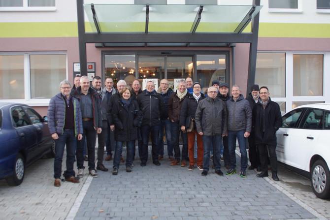 Impressionen vom CaPHANDY-Forum vom 15.11. bis 16.11.2017 / Kempten