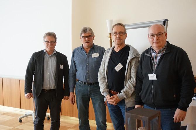 Verabschiedung von Thomas Terhaar und Martin Fischer im Rahmen der Mitgliederversammlung 2019