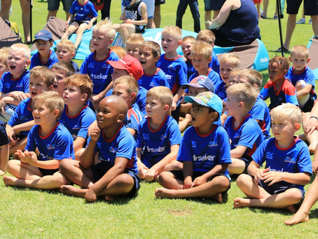 Rugby is our Game & Children our Passion!