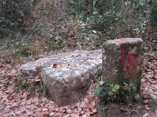 La pierre-sanglante Grâne 18 décembre