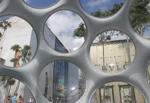 The Buckminster Fuller Eye