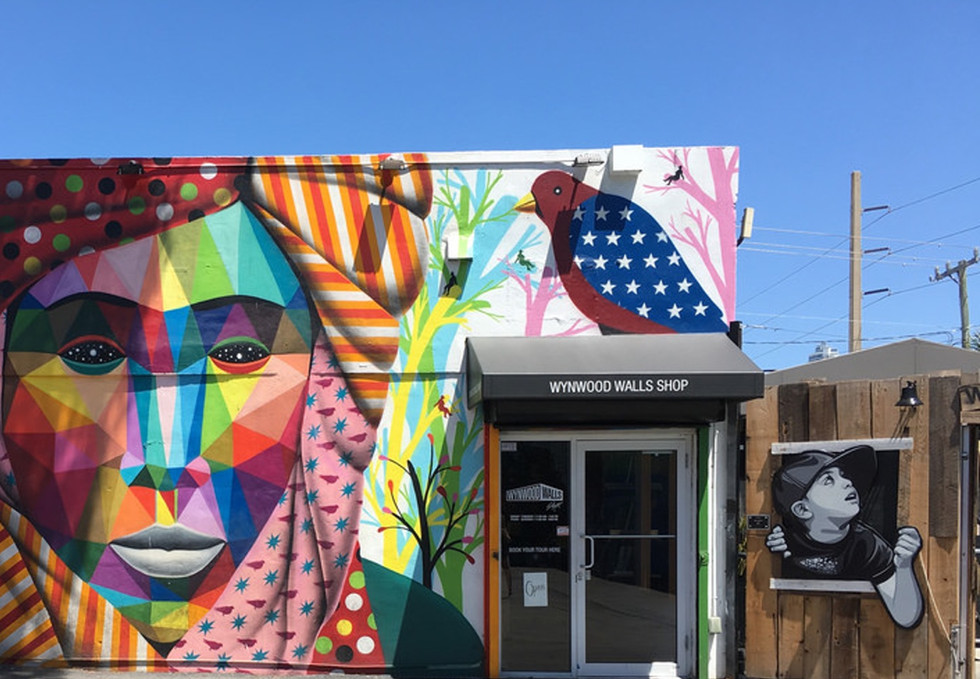Wynwood Shop Storefront