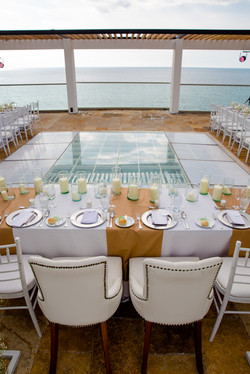 Penthouse Reception