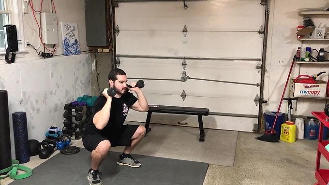 Squat and Press