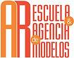 logo - AR - escuela de modelaje - FONDO