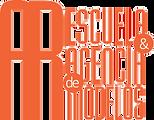 logo - AR - escuela de modelaje - logo p