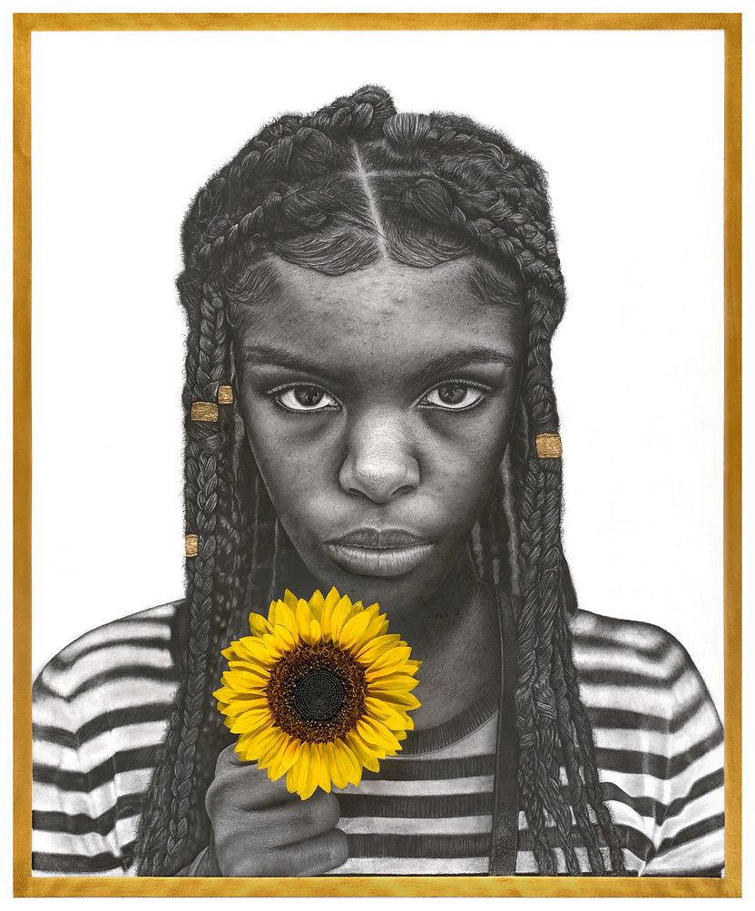 Sunflower Girl 28x34 EMatte P95.jpg