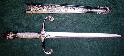 Royal Knights Dagger
