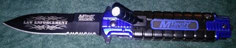MTech Law Enforcement w/LED