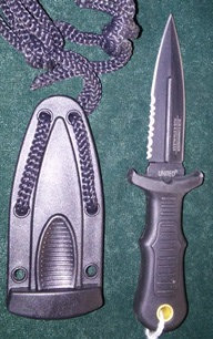 Sub Commander Mini Boot Knife