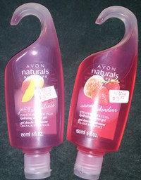 Natural's Shower Gels