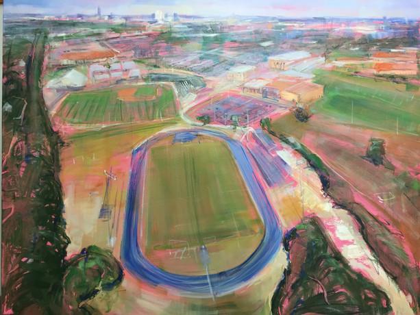 Rice University Athletic Field